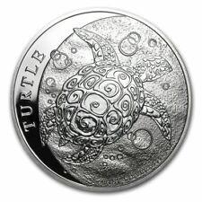 Niue - Turtle 2014 - 1 OZ Silver Argento