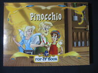 Pinocchio Fairy Tales Pop Up Book (Pop Up Book) [Hardcover] Not published.