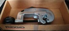 RIDGID 32930 Model 20 Screw Feed Tubing Cutter 5/8 Inch - 2 1/8 Inch Tube Cutter