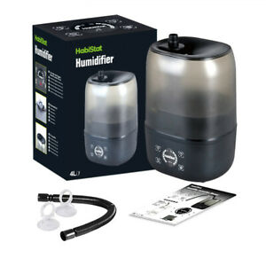 Habistat Humidifier - increases humidity by spraying / misting a fine mist