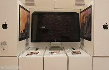 "Apple 27"" LED Cinema Widescreen Display Monitor A1316 MC007LL/A 2560x1440 QHD"