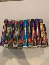 Walt Disney Vhs Master Piece Collection Vhs
