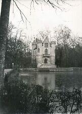 COYE LA FÔRET c. 1939 - Le Château de la Reine Blanche Oise - Div 10806
