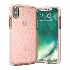 Clear Shockproof for iPhone 11 Pro XS XR 7 8 6s Case Protective TPU Bumper Cover