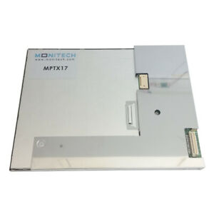LCD Replacement for Fanuc A05B-2255-C101 (TX17D55VM2CAB)