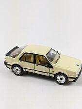 VINTAGE Matchbox Saab 9000 Turbo RARE Cream 1987 Goodyear Tires