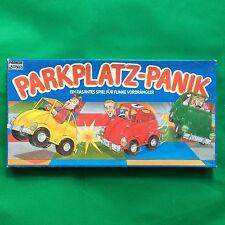 Parkplatz Panik Parker Brettspiel Originalverpackt   #4-334