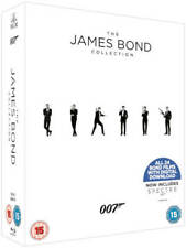 The James Bond Collection 1-24 (Blu-ray) *BRAND NEW*