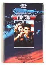 Top Gun FRIDGE MAGNET (2 x 3 inches) movie poster tom cruise (style A)