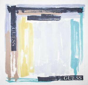 """Authentique Châle """" Guess """" / Authentic """" Guess """" Scarf"""