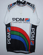 Vintage PDM Ultima cycling team shirt Size 7 80's