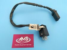 Invacare Electric Wheelchair Battery Power Lead for Control Unit - Parts