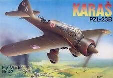 Gomix fly 027-PZL p-23 B Karas 1:33