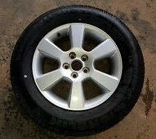 "Lexus RX330 4x4 alloy wheel new tyre 225/65 17"" spare"