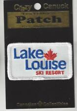 Lake Louise Ski Resort Alberta Souvenir Ski Patch
