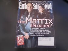 The Matrix Reloaded - Entertainment Weekly Magazine 2003