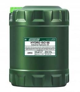 FANFARO ISO 68 Industrial Hydraulic Oil - 10L