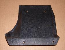 1968-70 AMC American Motors Javelin Interior Rear Plastic Trim Panel Black Right