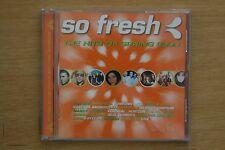 So Fresh: The Hits Of Spring 2000 - Bon Jovi, S Club 7, Hanson   (C213)
