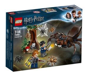LEGO Harry Potter Aragogs Versteck - 75950  NEU / OVP