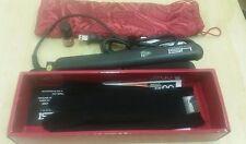 "HSI PROFESSIONAL 1"" CERAMIC IONIC FLAT IRON HAIR STRAIGHTENER *New Open Box*"