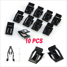 10Pcs Universal Car Vehicle Front Console Dash Dashboard Trim Metal Retainer