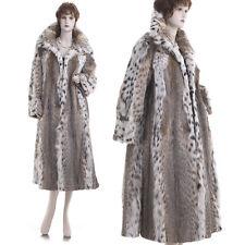 Mint! Most Beautiful Lux Glam Sensual Real Canadian Lynx Fur Coat
