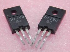 2SD1796 / D1796 / TRANSISTOR / TO220 / 2 PIECES (qzty)
