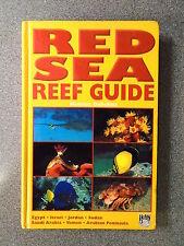 RED SEA REEF GUIDE by HELMUT DEBELIUS - IKAN 1998 - H/B - UK  POST £3.25