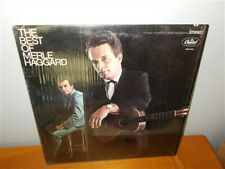 The Best of Merle Haggard and the Strangers . Capitol Starline LP