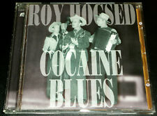 ROY HOGSED - COCAINE BLUES CD — Bear Family Records — BCD 16191 — MINTY DISC!