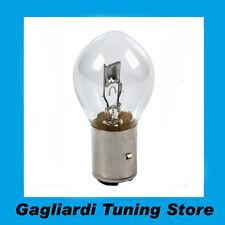 Lampada 2 Filamenti S2 12V 35/35W BA20d  1 pz  Lampadina  Moto - C91517