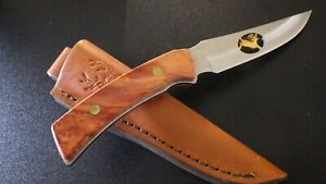 Buck Knives 475 Running Deer New in Box Limited Edition