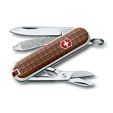 Victorinox Swiss Army Knife Classic Limited Edition Chocolate - Model 53123 New