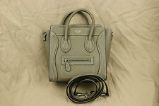 CELINE LUGGAGE NANO in SOURIS (GREY)