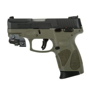 Rechargeable Glock 17 Pistol Green Laser Sight Tactical Self Defense Weapons