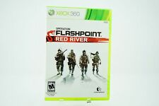 Operation Flashpoint Red River: Xbox 360 [Factory Refurbished]