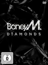 BONEY M. - DIAMONDS (40TH ANNIVERSARY EDITION) 3 DVD NEU