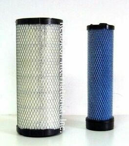 AIR FILTER INNER AND OUTER   FOR MAHINDRA TRACTOR 006000789F1 / 006000790F1