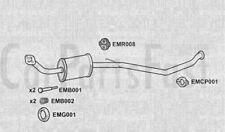 TUBO DI SCARICO CENTRALE BOX CITROEN C4 1.6 Benzina due volumi 10/2004 a 03/2009