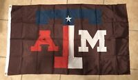 Texas A & M Aggies Large Outdoor NCAA 3 x 5 Banner Flag College Support Fan