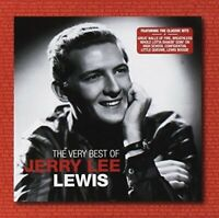 Jerry Lee Lewis - The Very Best of Jerry Lee Lewis (2015)  CD  NEW  SPEEDYPOST