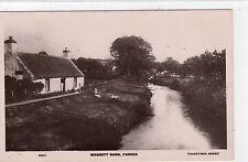 MOSSETT BURN, FORRES: Morayshire postcard (C3533).