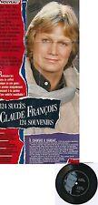 CLAUDE FRANCOIS FLEXI UK BELGIQUE READERS'S DIGEST PROMO