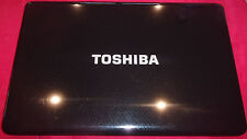 Toshiba L670D- L675 D Plasturgie Capot Arrière Ecran Lid Back Cover K000099540