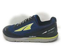 Altra Men's Torin 3 Running Shoe, Blue/Lime, 10.5 D US Used