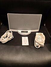 Bose SoundDock Digital Music System, Speaker, Remote, Power Cord Adapter