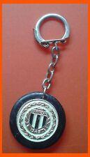 Keychain FK Partizan Beograd Serbia Soccer Club   Keyring