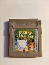 Gameboy Game Kirby's Dreamland