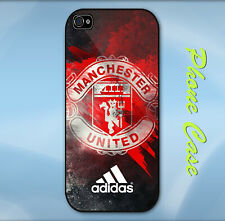 Manchester United Legend Red Devil MU017 Pictorial Case for iPhone & Samsung